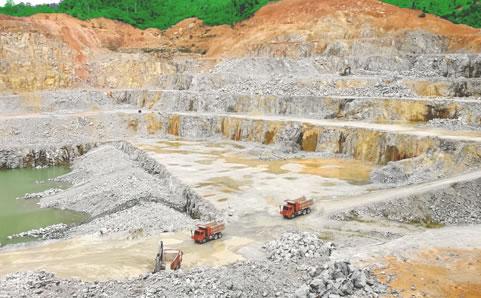 矿山破碎适用的物料|矿山破碎常用的设备 -