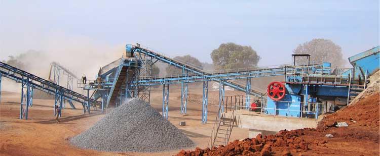时产60-100吨石灰石生产线案例02