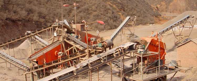 时产60-100吨石灰石生产线案例03