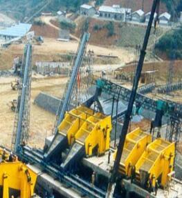 时产400-500吨花岗岩生产线