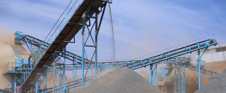 时产400吨花岗岩生产线|时产500吨玄武岩生产线现场案例02