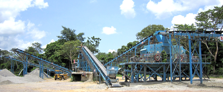 时产600-800吨花岗岩生产线案例002