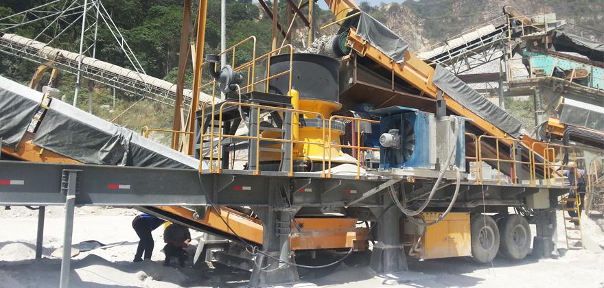城市建筑垃圾回收成套设备生产线02
