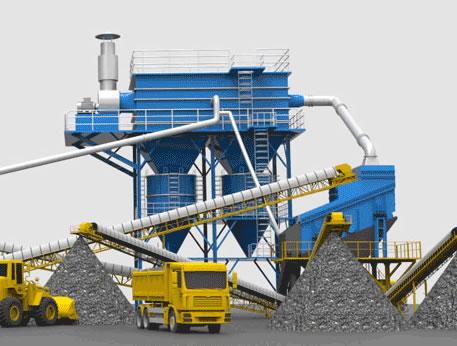 楼式精品机制砂成套加工设备
