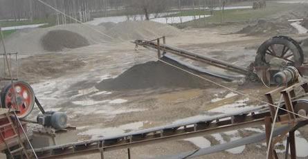机制砂生产线01