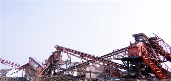 玄武岩破碎生产线案例02