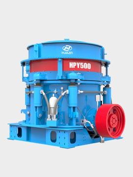 HPY多缸液压圆锥破碎机
