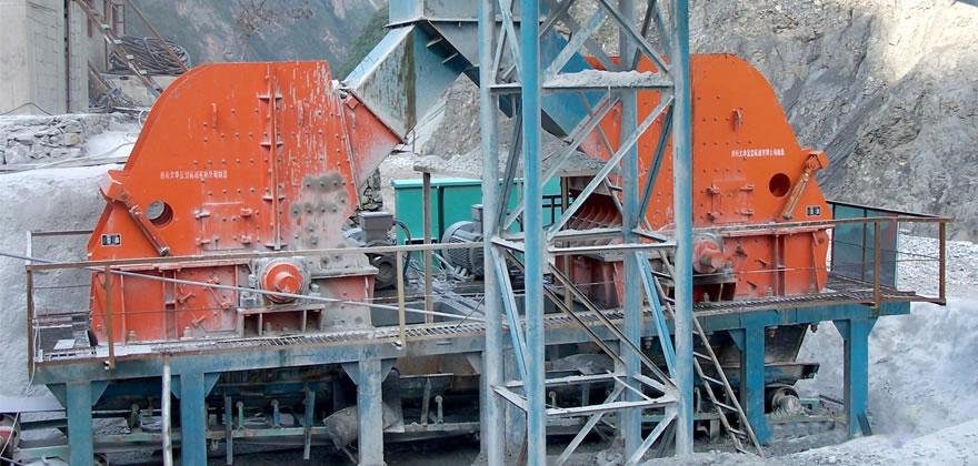 铜矿石破碎生产线案例03