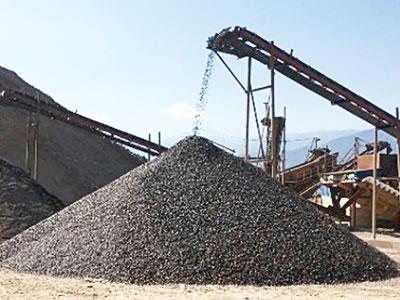 四川西昌市年产百万吨砂石骨料生产线