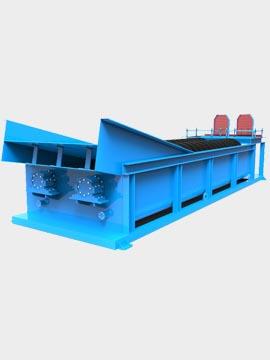 砂石洗选机(XL系列洗砂机)