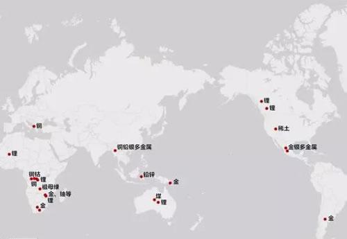 盘点2017年中国24单海外矿业并购