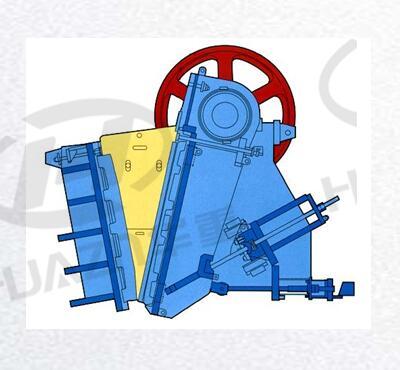 ASD系列颚式破碎机