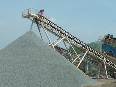 印度尼西亚某公司300t/h建筑用骨料生产线