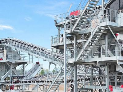 法国里昂时产450吨建筑用碎石骨料生产线