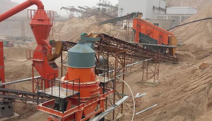 时产650北京冀东水泥建筑用骨料生产线04