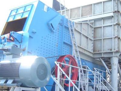 法国马赛时产1000吨粗碎砂石骨料加工生产线