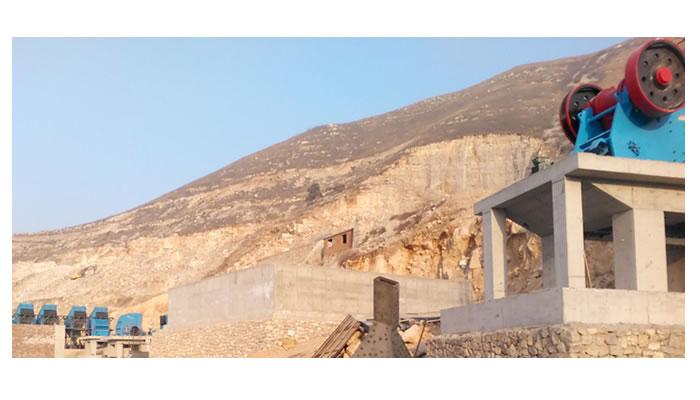 唐山时产800吨建筑用砂石骨料生产线03