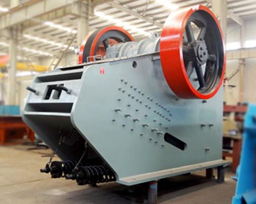 钢渣处理设备-PEY系列钢渣专用液压颚式破碎机