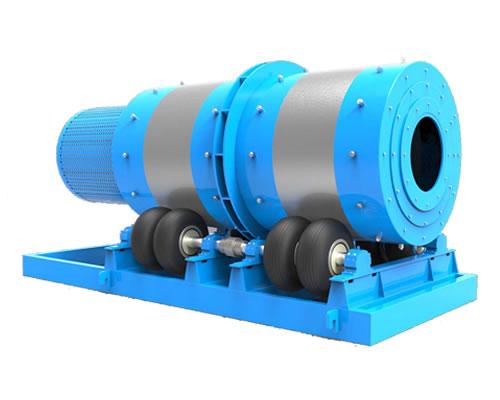钢渣处理 - ZM系列钢渣自磨机