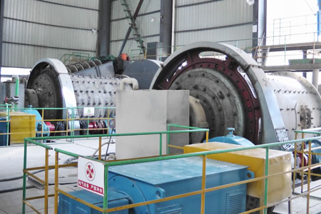钢渣处理成套生产线