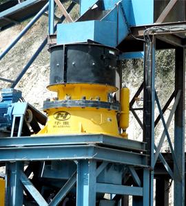 时产400-500吨石灰石生产线