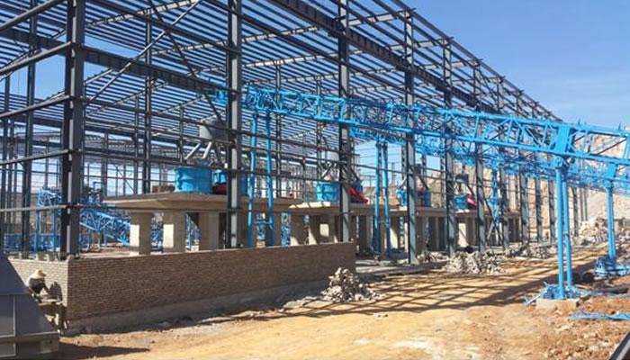 云南蒙自时产2000吨建筑用砂石骨料生产线02