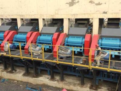 晋城600吨每小时石灰石生产线
