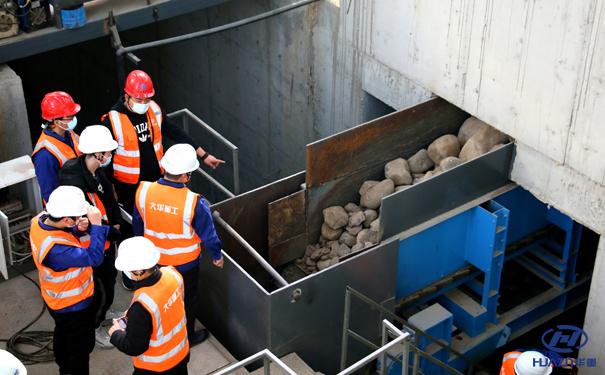 洛阳400t/h河卵石高效环保湿法整形制砂EPC生产线项目