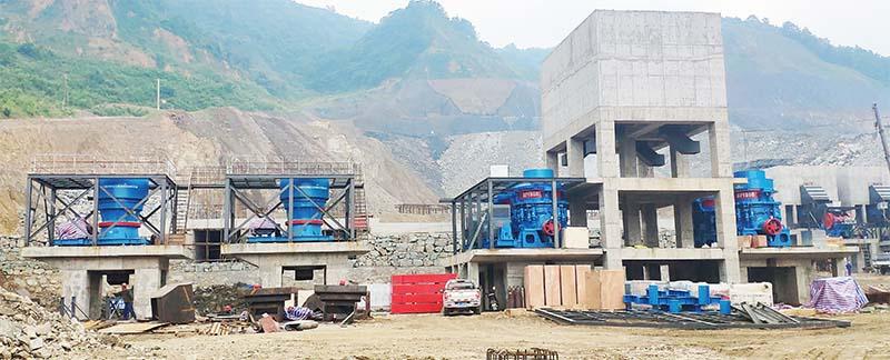 建成一条砂石料生产线需要多少资金