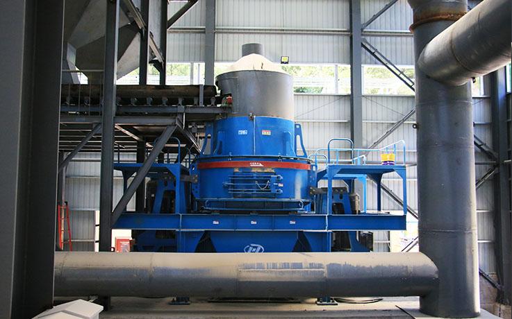机制砂生产设备